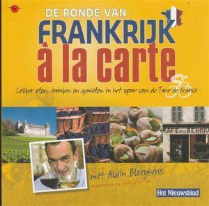 De Ronde van Frankrijk à la carte