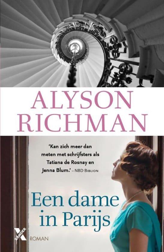 Alyson Richman - Een dame in Parijs