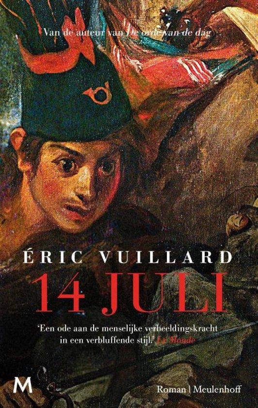 Eric Vuillard - 14 juli