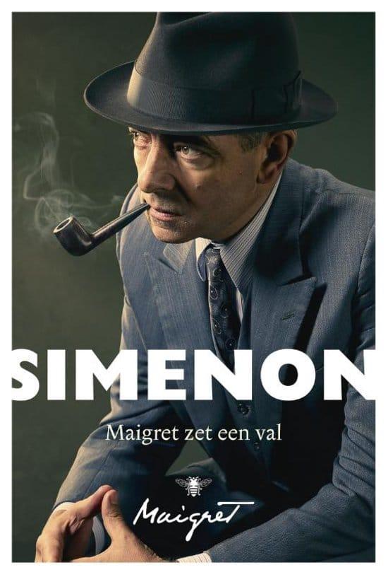 Georges Simenon - Maigret zet een val