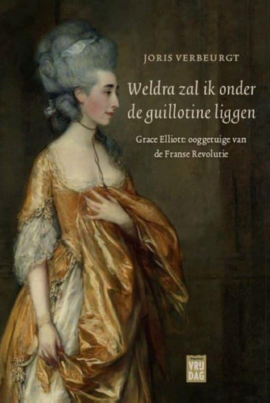 Joris Verbeurgt - Weldra zal ik onder de guillotine liggen