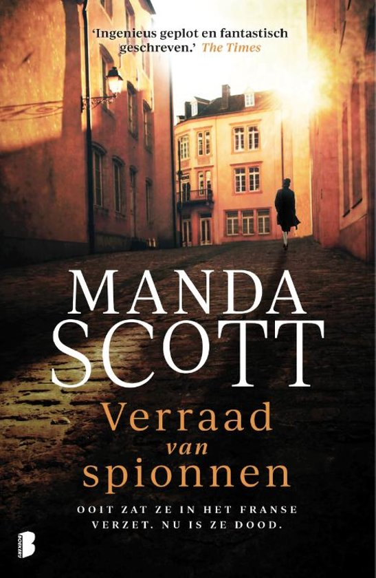 Michael Scott - Verraad van spionnen