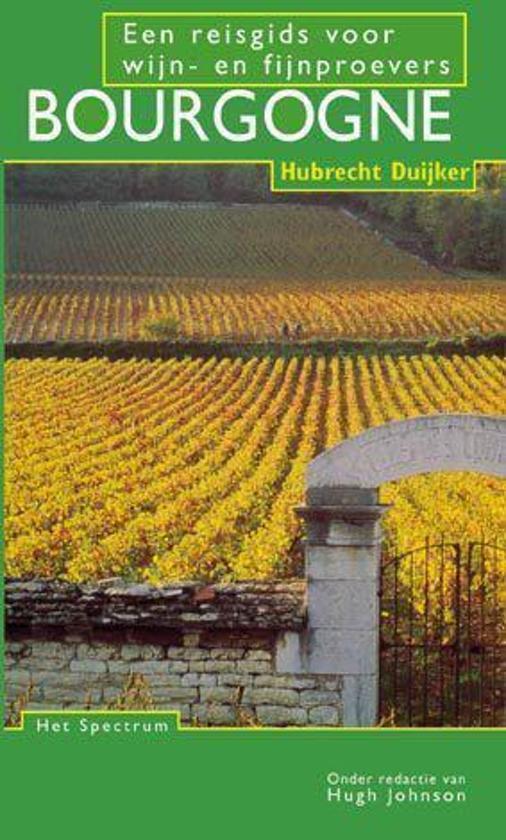 Hubrecht Duijker - Bourgogne