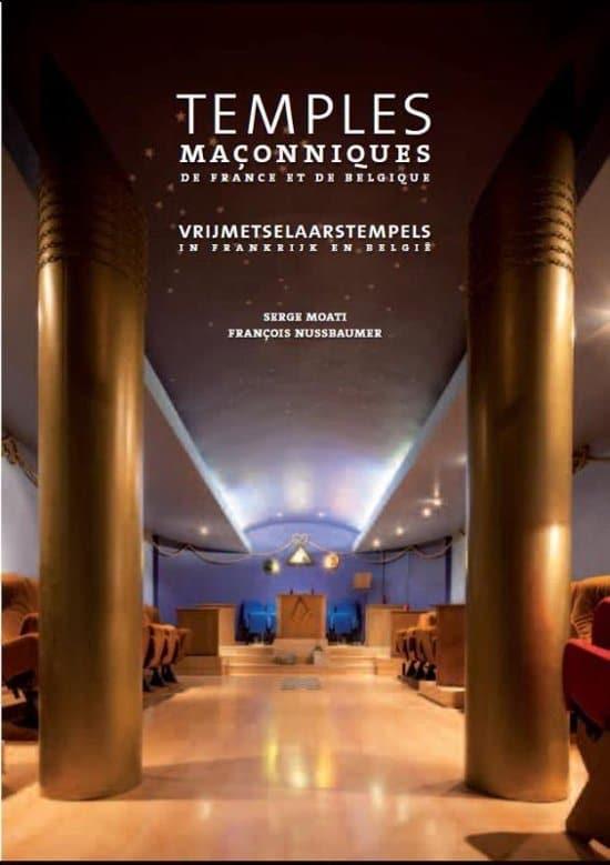 Serge Moati - Vrijmetselaarstempels in Frankrijk en België