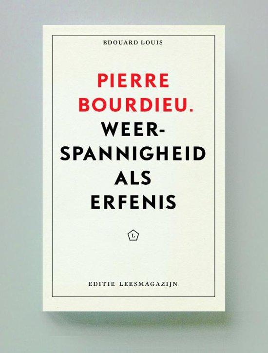 Edouard Louis - Perre Bourdieu