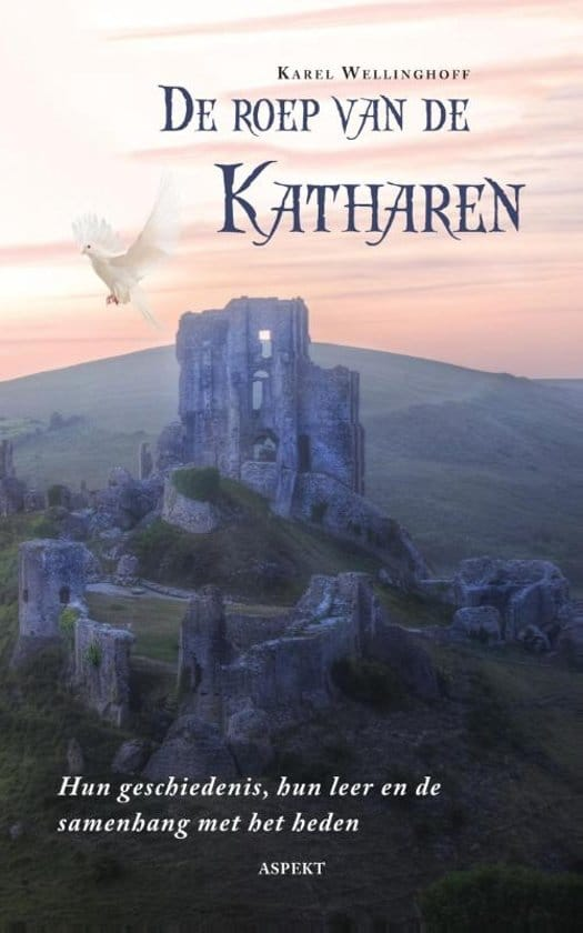Boek Karel Wellinghoff - De roep van de katharen
