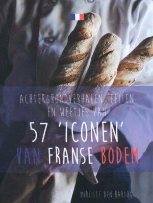 57 iconen van Franse bodem