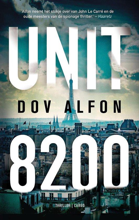 Dov Alfon - Unit 8200