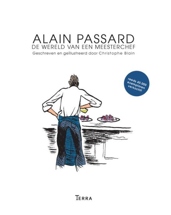Alain Passard, de wereld van een meesterchef