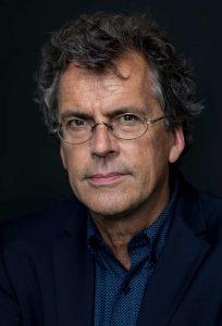 Michael Berg Thrillerschrijver