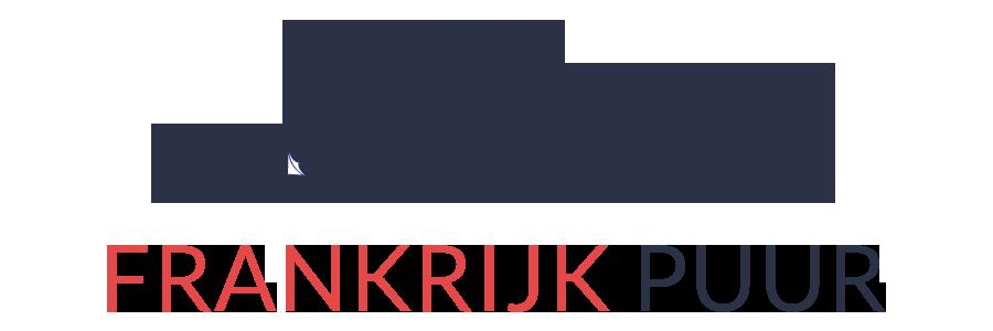 Frankrijk Boeken logo frankrijk puur