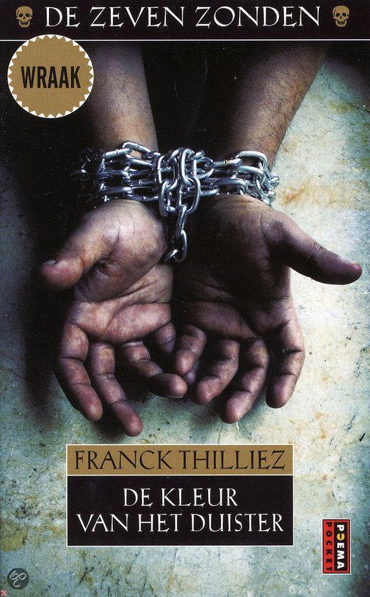 Thriller Franck Thilliez De Kleur Van Het Duister