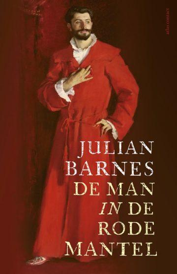 Boek Julian Barnes - De man in de rode mantel