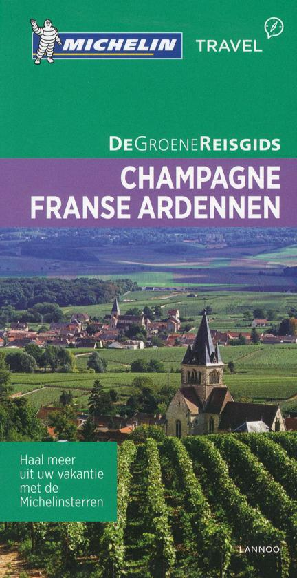 Michelin – De Groene Reisgids – Champagne/Franse Ardennen