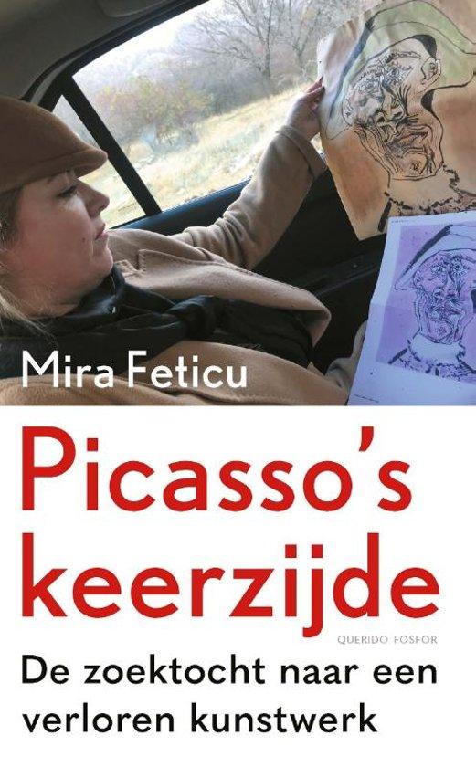 Boek Mira Feticu - Picasso's keerzijde