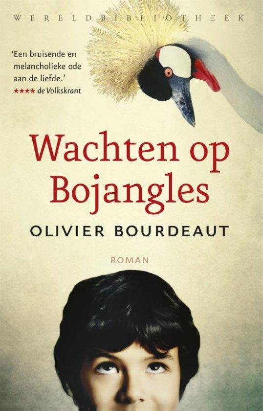 Boek Olivier Bourdeaut - Wachten op Bojangles
