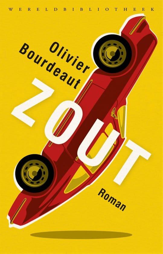Boek Olivier Bourdeaut - Zout