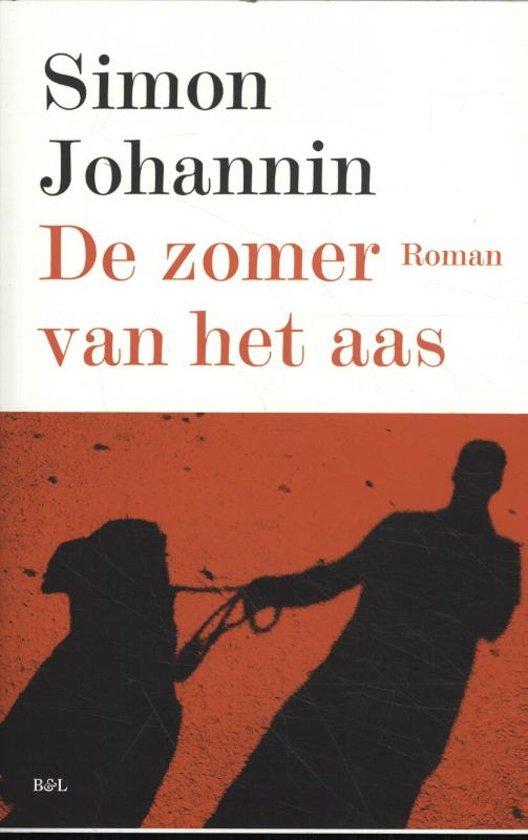 Boek Simon Johannin - De zomer van het aas