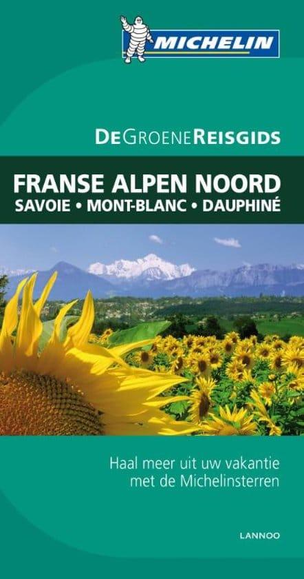 Michelin - De Groene Reisgids - De noordelijke Franse Alpen