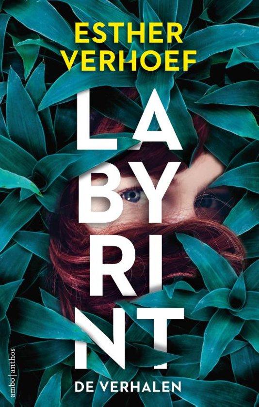 Boek esther Verhoef - Labyrint De verhalen