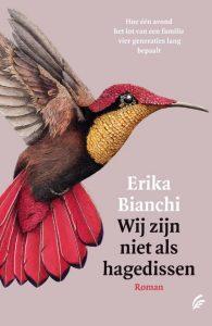 Erika Bianchi - Wij zijn niet als hagedissen