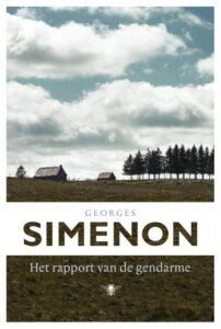 Georges Simenon Het Rapport Van De Gendarme