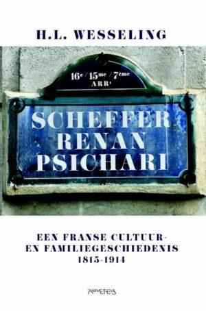Scheffer – Renan – Psichari
