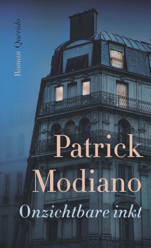 Patrick Modiano Onzichtbare Inkt
