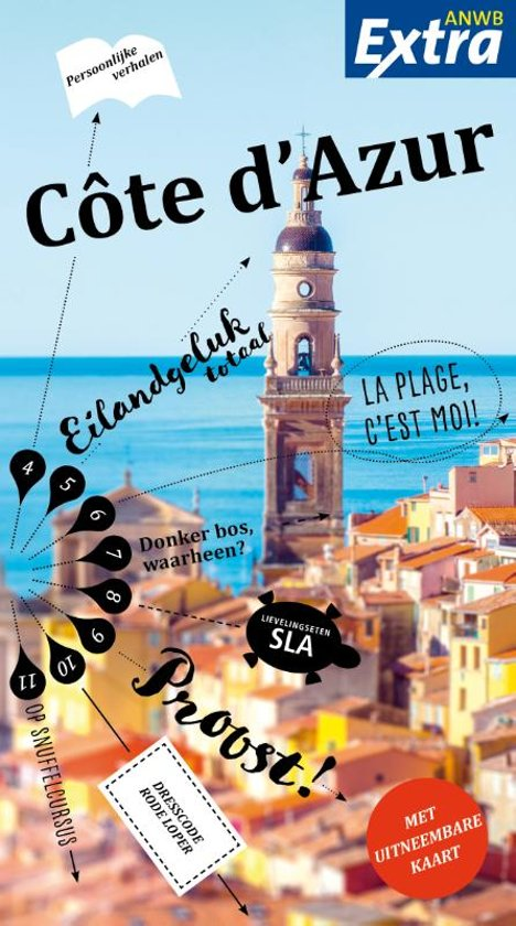 ANWB Extra – Cote d'Azur