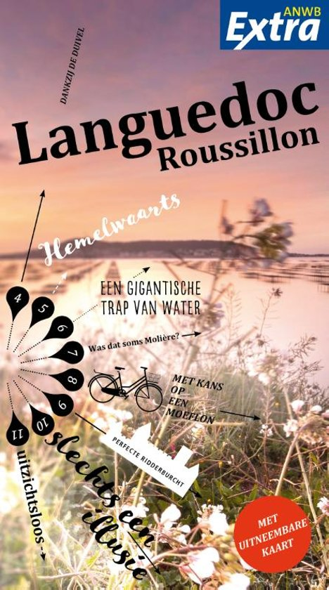 ANWB Extra - Languedoc Roussillon