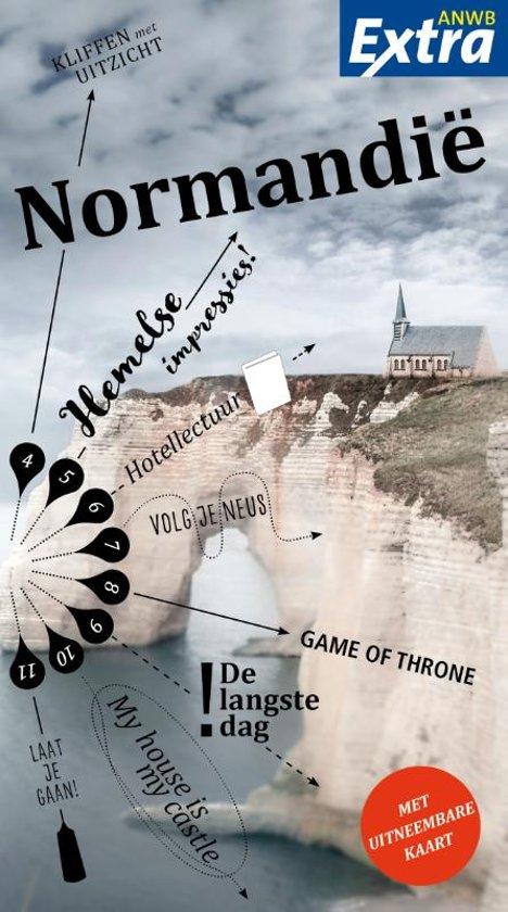 Anwb Extra Normandië