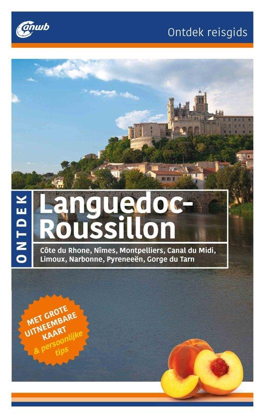 Anwb Ontdek Languedoc Roussillon