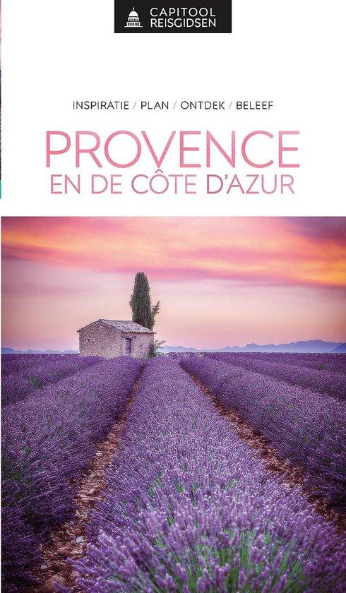 Capitool Reisgidsen Provence & Cote D'azur