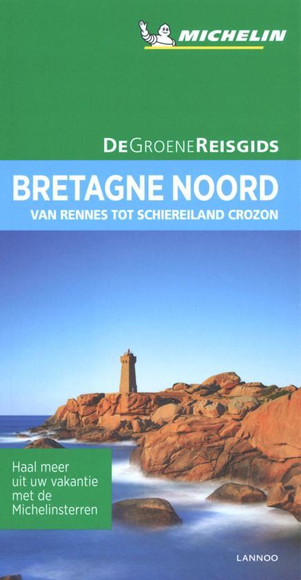De Groene Reisgids Bretagne Noord