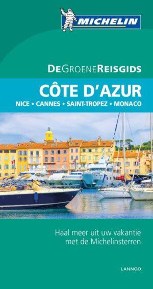 De Groene Reisgids – Côte d'Azur