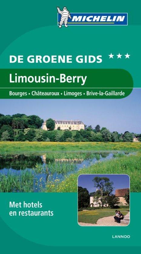 De Groene Reisgids Limousin, Berry