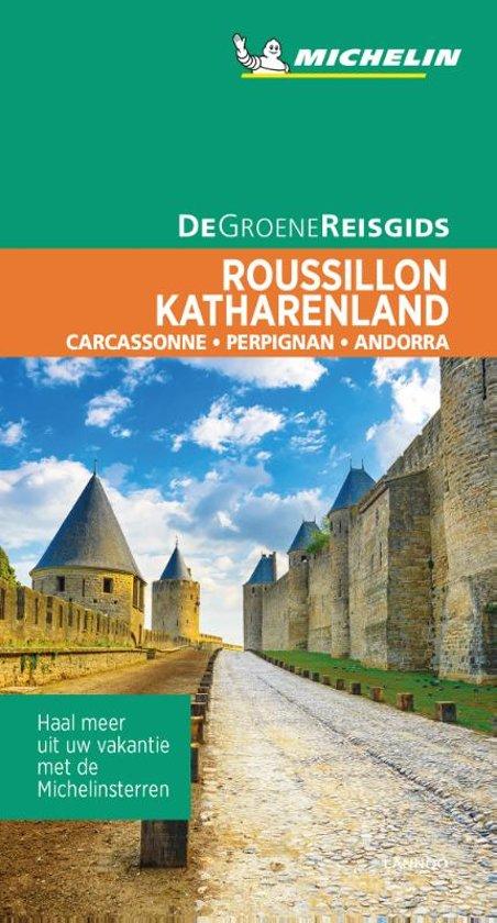 De Groene Reisgids Roussillon:katharenland