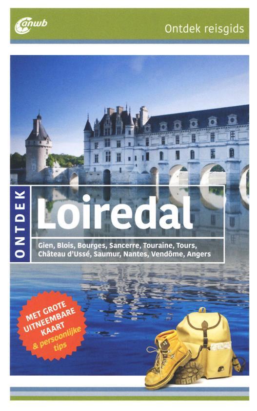 ANWB Ontdek reisgids Loiredal