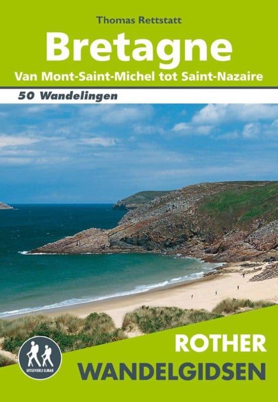 Rother Wandelgidsen Bretagne