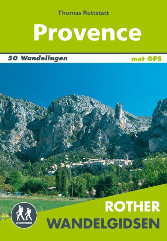 Rother Wandelgidsen Provence