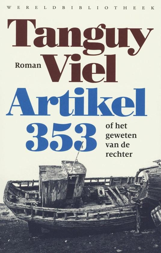 Tanguy Viel Artikel 353