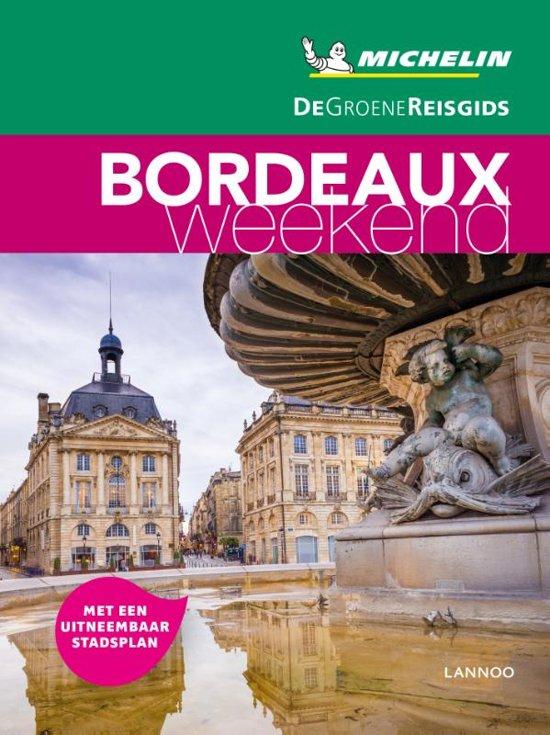 De Groene Reisgids Bordeaux Weekend