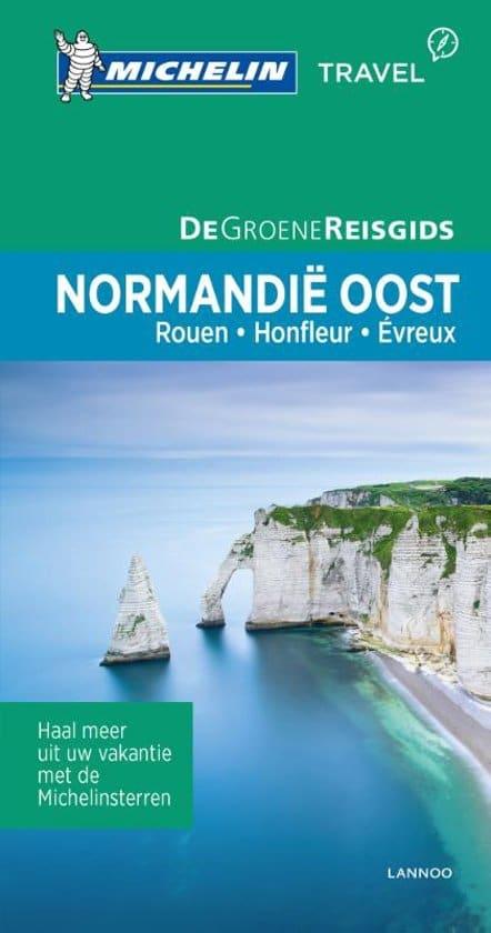 De Groene Reisgids Normandië Oost