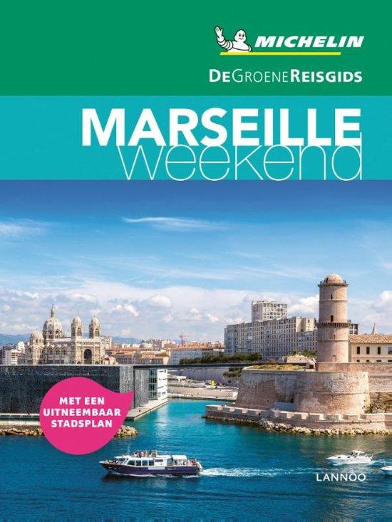 De Groene Reisgids Weekend Marseille