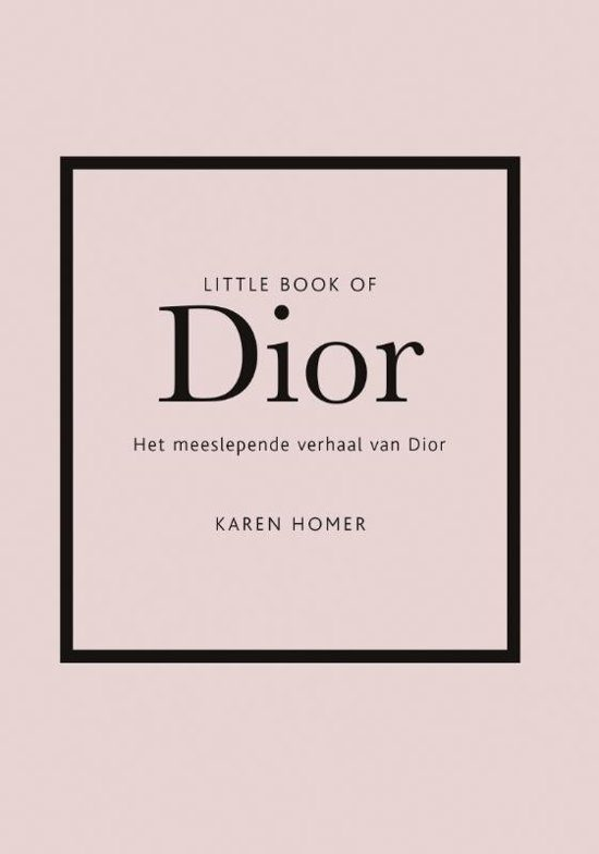 Karen Homer Little Book Of Dior
