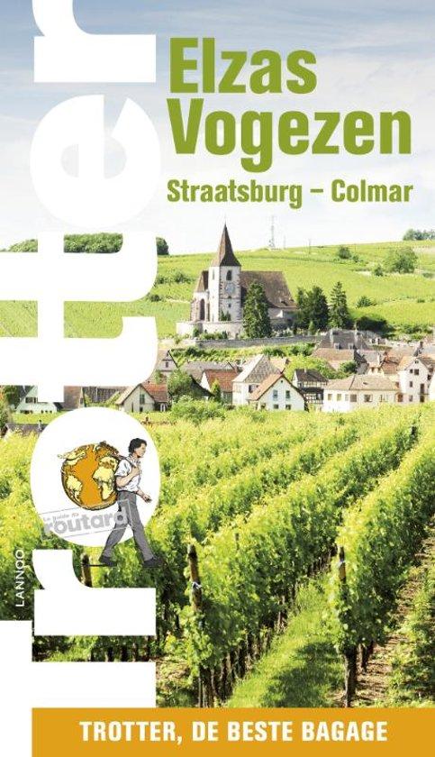 Trotter Elzas : Vogezen Straatsburg Colmar