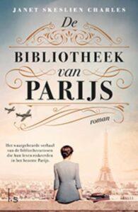 Janet Skeslien Charles De Bibliotheek Van Parijs