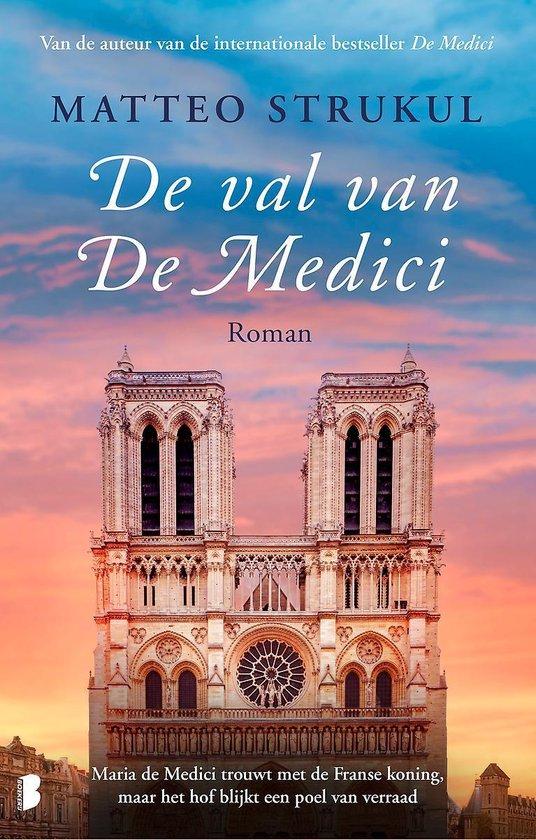 Medici 4 - De val van de Medici