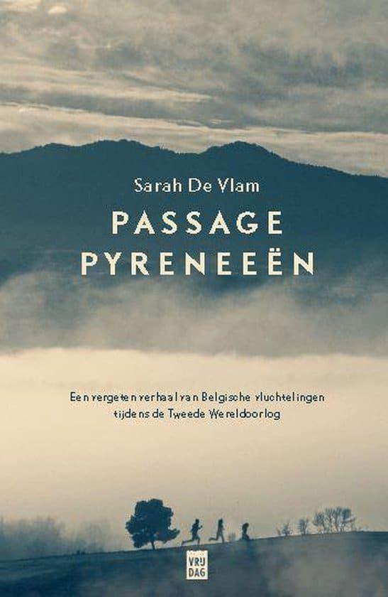 Sarah De Vlam Passage Pyreneeeën