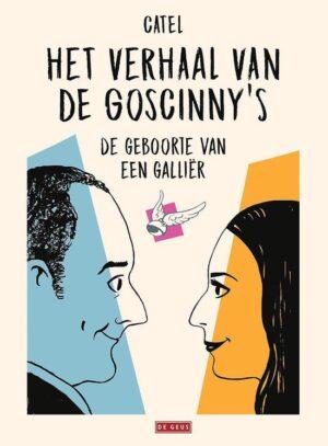 Het verhaal van de Goscinny's